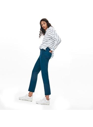 Lacoste Kadın  Pantolon HF8414.Z1G Mavi